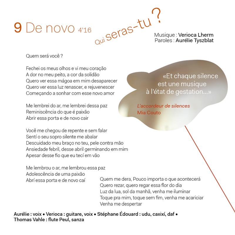 De-novo-paroles