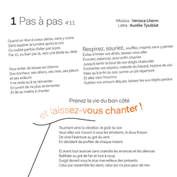 Pas-à-pas-paroles
