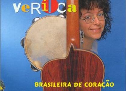"""""""Brasileira de coração"""" the 1st SOLO album by Verioca"""