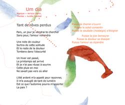 Um dia traduction