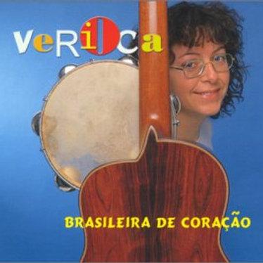 Brasileira de coração - 1er album de Verioca solo