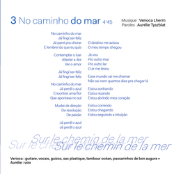 No-caminho-do-mar-paroles