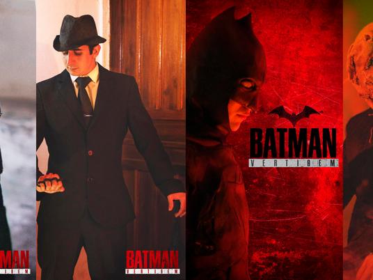 Santanenses produzem filme do Batman em Livramento