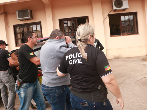 Policia Civil realiza maior operação contra lavagem de dinheiro no Estado