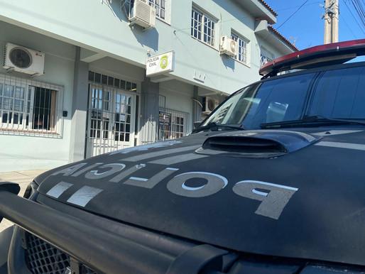 Foragido é preso pela Polícia Civil em Livramento