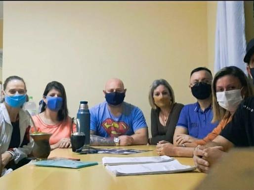 Executivo Municipal forma plano de ação preventiva contra frente polar anunciada