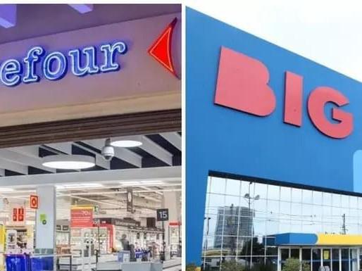 Grupo Carrefour anuncia que vai comprar rede Big, avaliada em R$ 7,5 bilhões