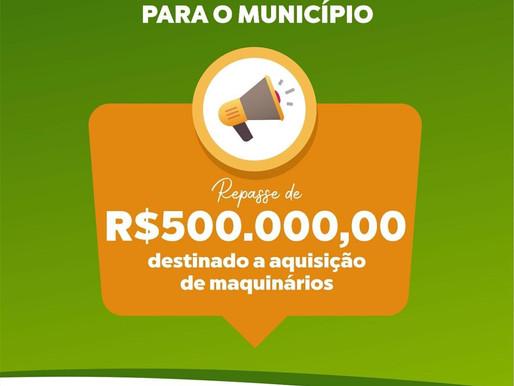 Prefeita sinaliza primeiro resultado positivo de viagem a Brasília