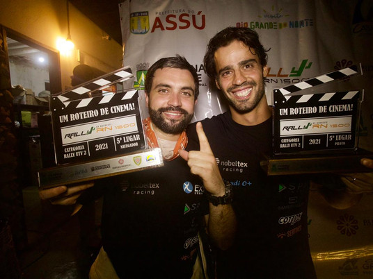 Santanense é destaque na segunda etapa do Campeonato Brasileiro de Cross Country