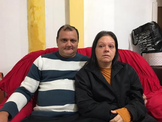 """""""Meu sonho é poder conhecer meu neto"""" diz Mônica que perdeu a visão e precisa de ajuda urgente"""