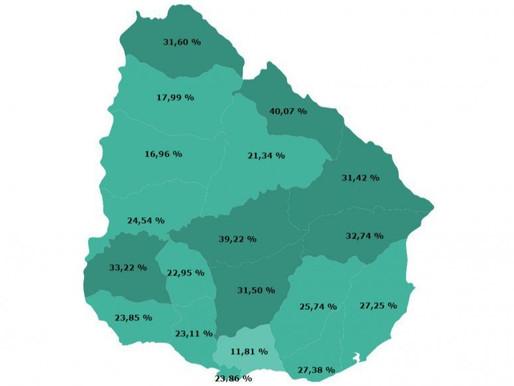 1 millón de Uruguayos se vacunaron contra el Coronavirus hasta el momento