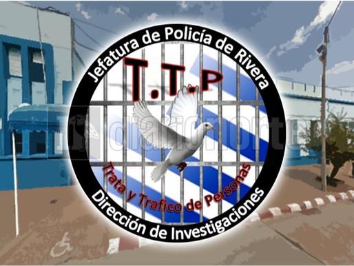 Un hombre de 40 años abusó sexualmente de su hija de 8 años en Rivera