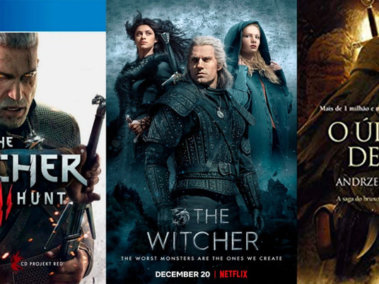 Conheça a história por trás do fenômeno The Witcher