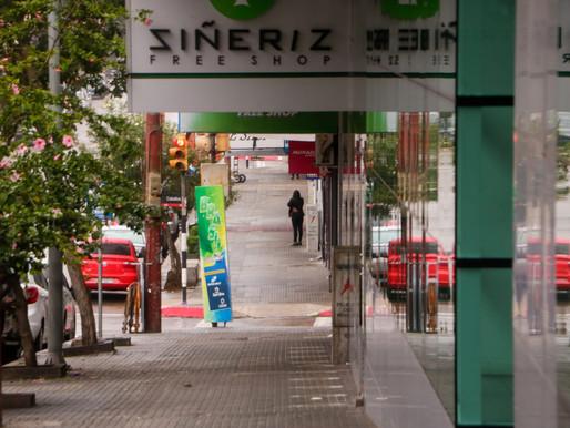 Lunes 24 de mayo abrirán los Free Shops en Rivera