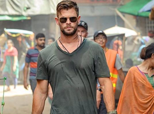 ''Resgate'' é o novo lançamento da Netflix com Chris Hemsworth