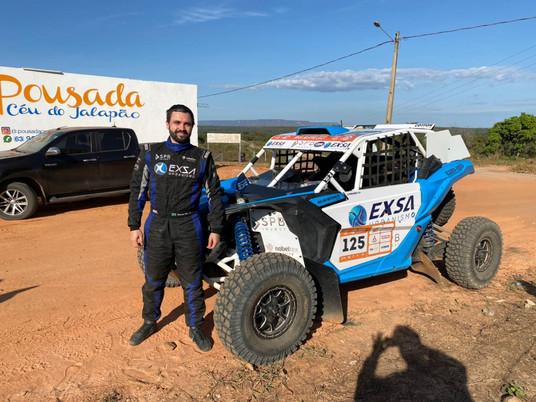 Santanense irá competir na segunda etapa do Campeonato Brasileiro de Cross Country