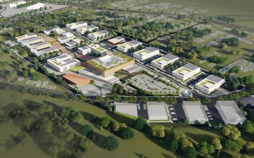 Construirán un Parque Tecnológico en Rivera con inversión de US$ 30 millones