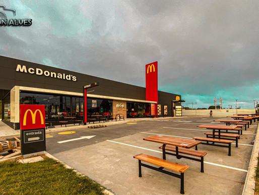 McDonald's Rivera extiende su fecha de apertura por nuevas medidas del Gobierno