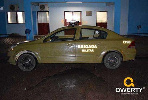 Santanense tem caminhonete furtada enquanto consultava no Pronto Socorro de Dom Pedrito
