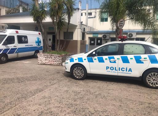 Falleció un paciente que estaba internado en el Hospital por Coronavirus en Rivera