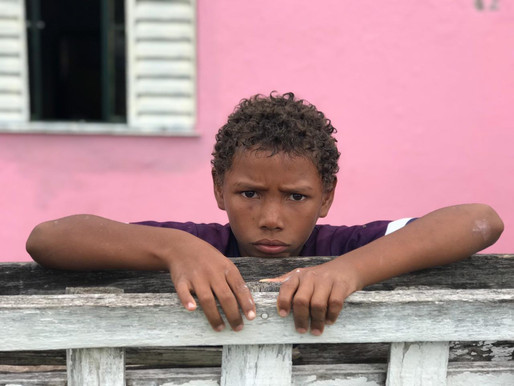 Família encontra menino que estava desaparecido em Livramento