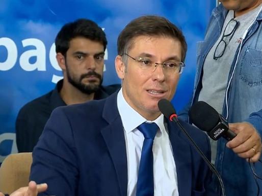Prefeito de Bagé vira réu por organização criminosa e desvio de verbas públicas