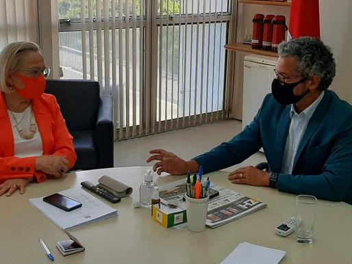 Vacinação contra a COVID-19 será tema de reunião entre autoridades do Brasil e Uruguai