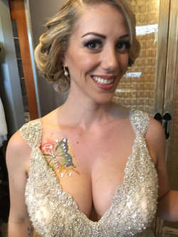 bling the bride!