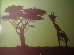 Safari Style Nursery: Baby William