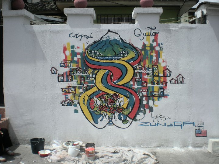 Cotopaxi Y Quito