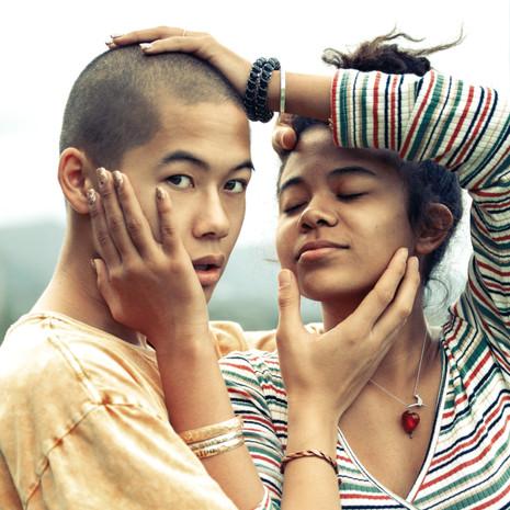 Maile Brady & Koby Borja Model Photoshoot