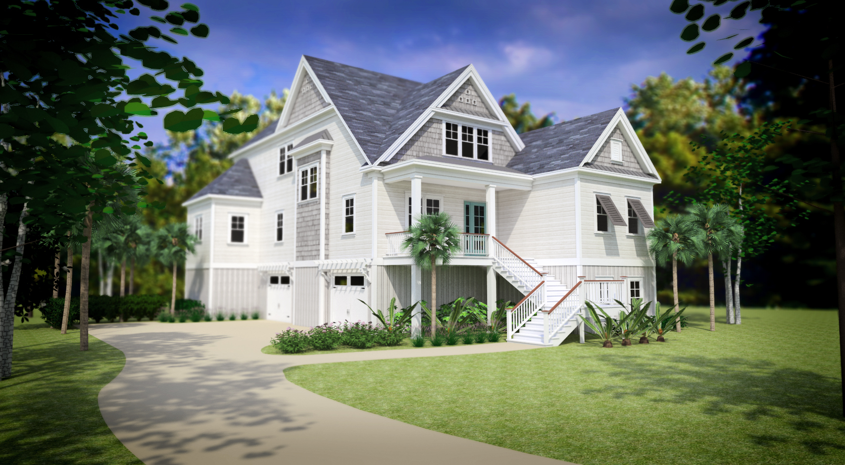3D Exterior Design Wilmington NC