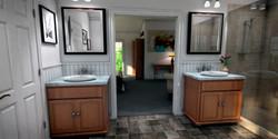 3D Bathroom Design Wilmington NC