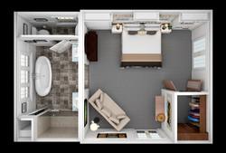 3D Birdseye View Design Wilmington