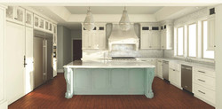 3D Kitchen Design Wilmington NC