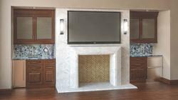 3D Living Room Design Wilmington NC