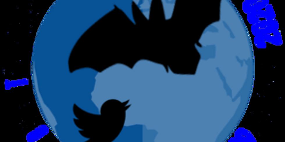 1st World Bat Twitter Conference!