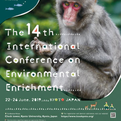 The 14th International Conference on Environmental Enrichment