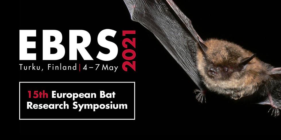 European Bat Research Symposium (EBRS2021)