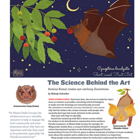Article: The Science Behind The Art