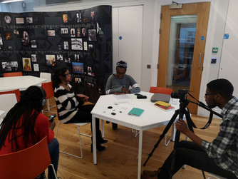 Oral History Filming Workshop