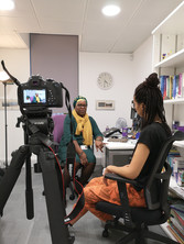 Interviewing Mariama