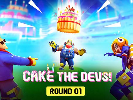 Cake the Devs Challenge