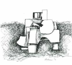 Sculptural Dwelling