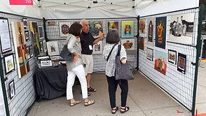 Toronto Outdoor Art Fair 2019