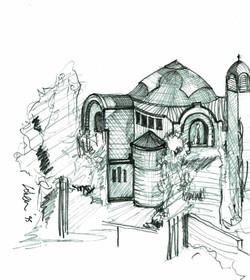 Jerusalem - Sketch ll