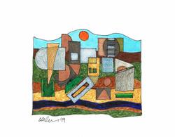 Cityscape - Two