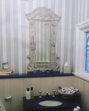 Ralph Lauren wallpaper _Cloackroom