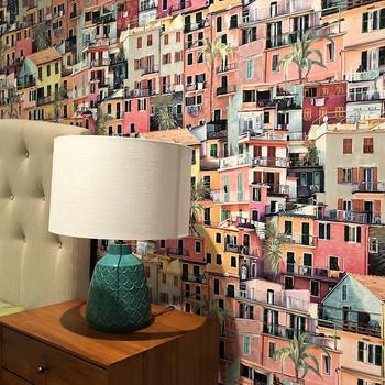 #osborneandlittle #wallpaper #houses_ofthe_world