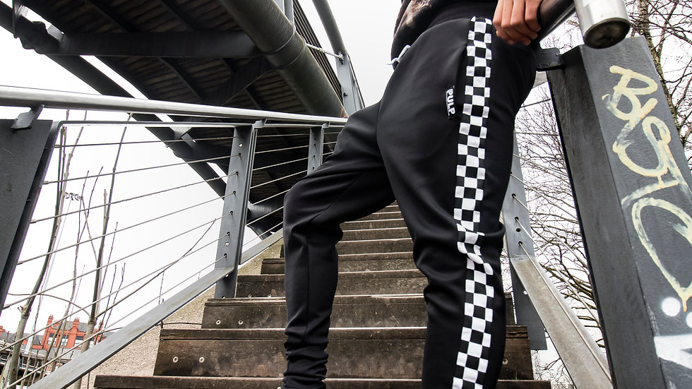 Joggers - Check Collection